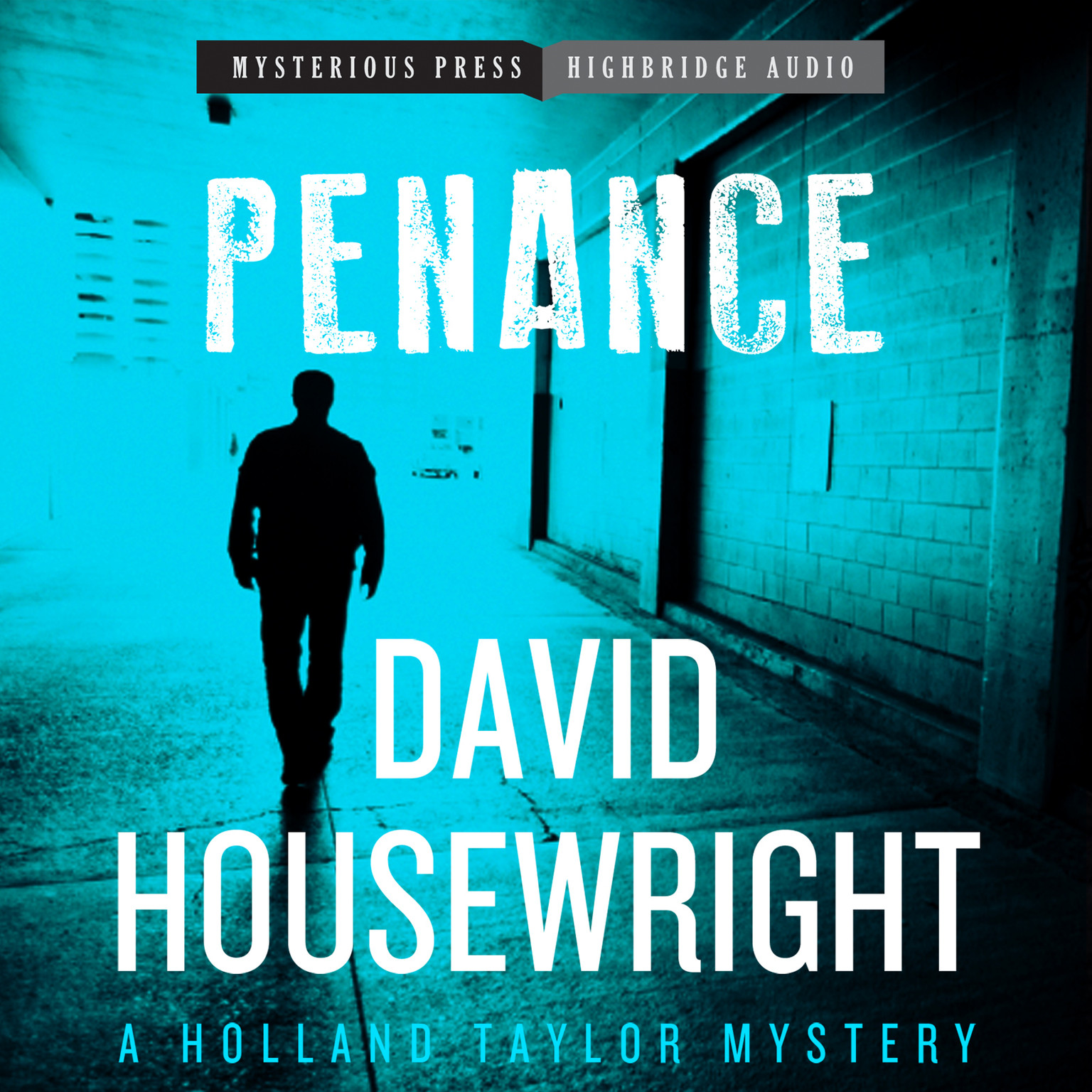 Printable Penance Audiobook Cover Art