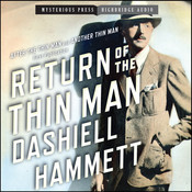 Return of the Thin Man Audiobook, by Dashiell Hammett