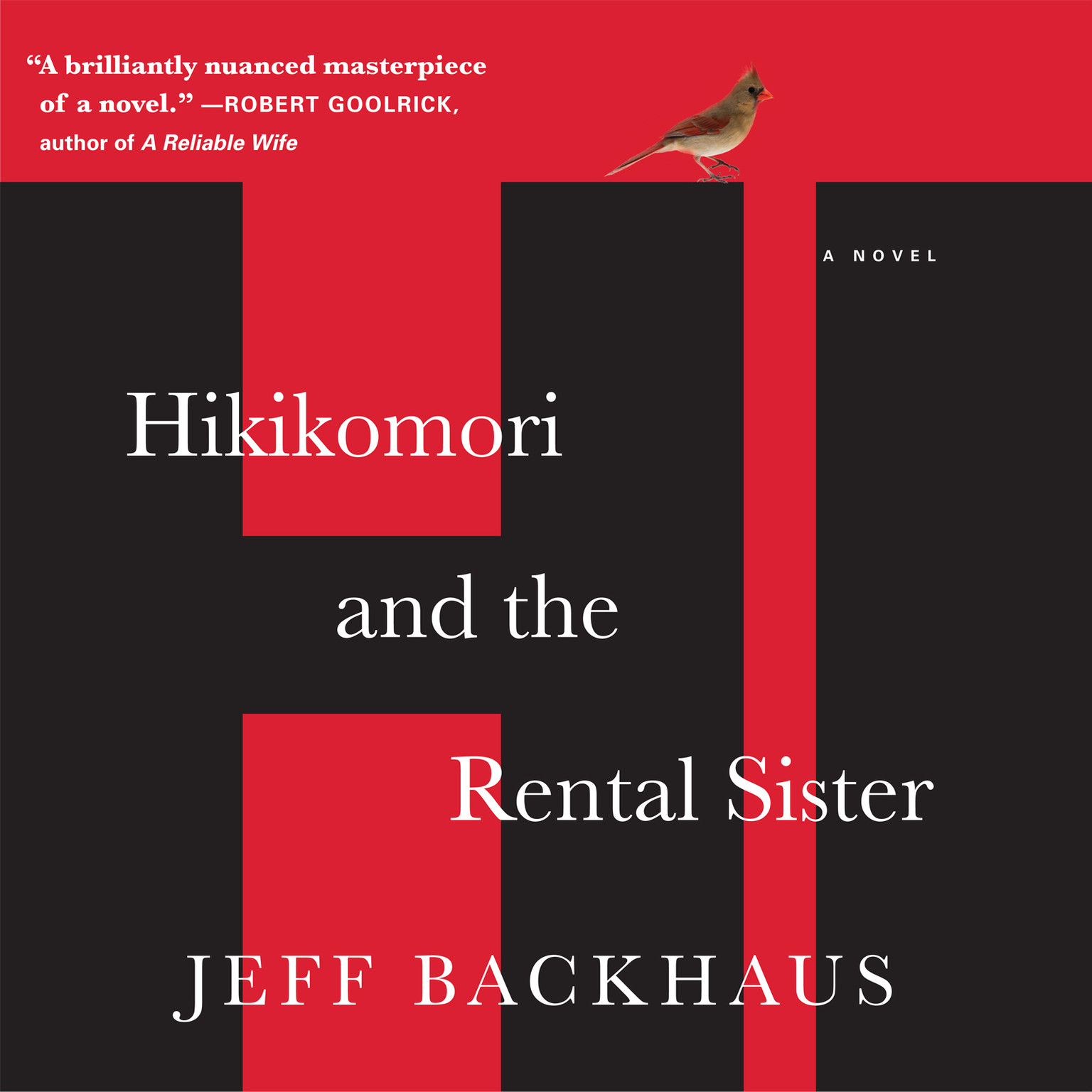 Printable Hikikomori and the Rental Sister Audiobook Cover Art