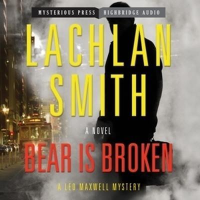 Printable Bear Is Broken Audiobook Cover Art