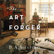 The Art Forger Audiobook, by B. A. Shapiro