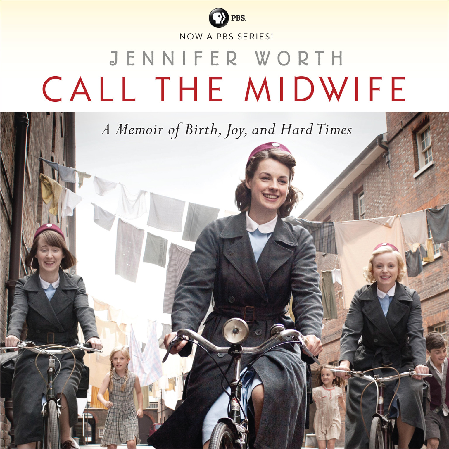 Printable Call the Midwife: A Memoir of Birth, Joy, and Hard Times Audiobook Cover Art
