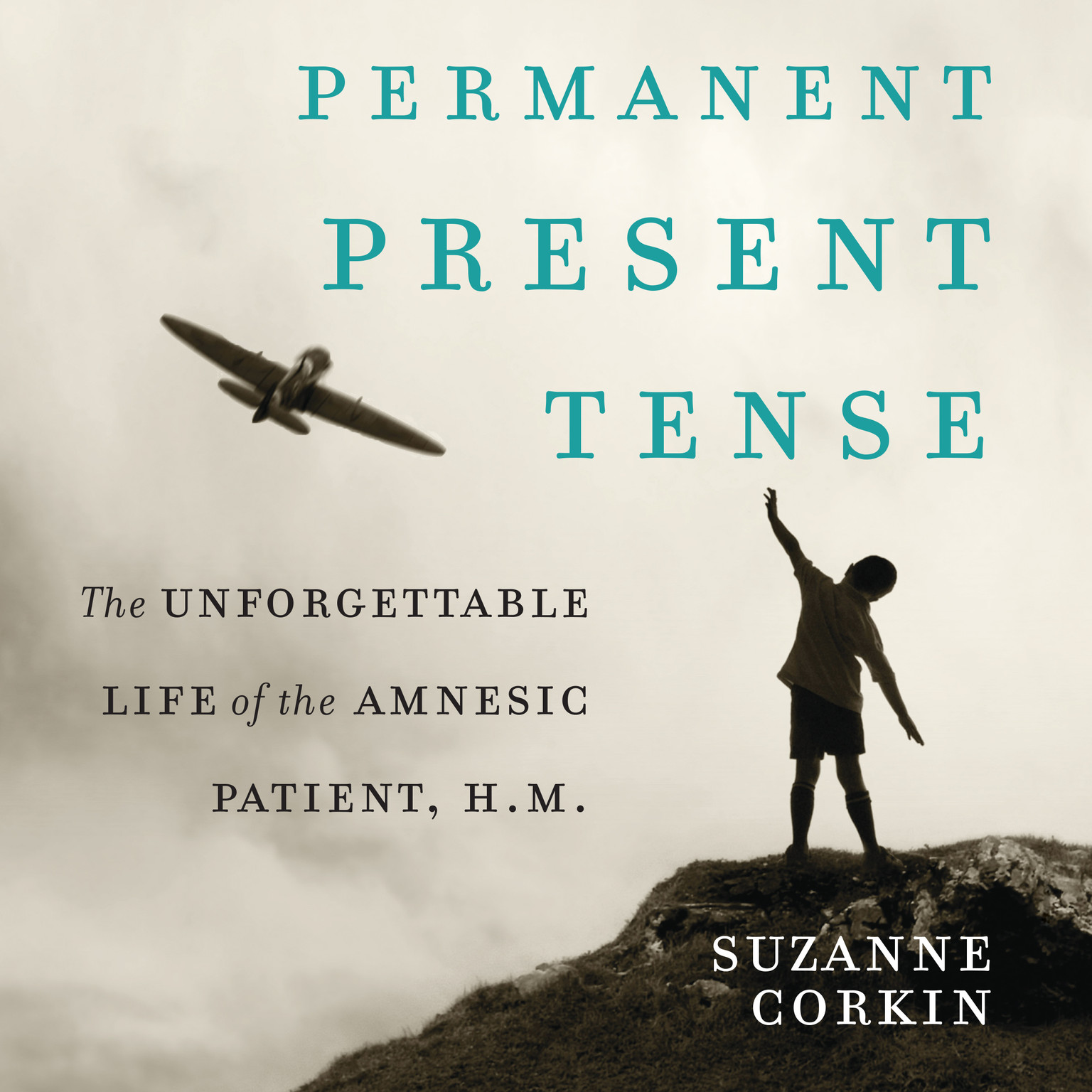 Printable Permanent Present Tense: The Unforgettable Life of the Amnesiac Patient, H.M. Audiobook Cover Art
