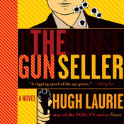 The Gun Seller Audiobook, by Hugh Laurie