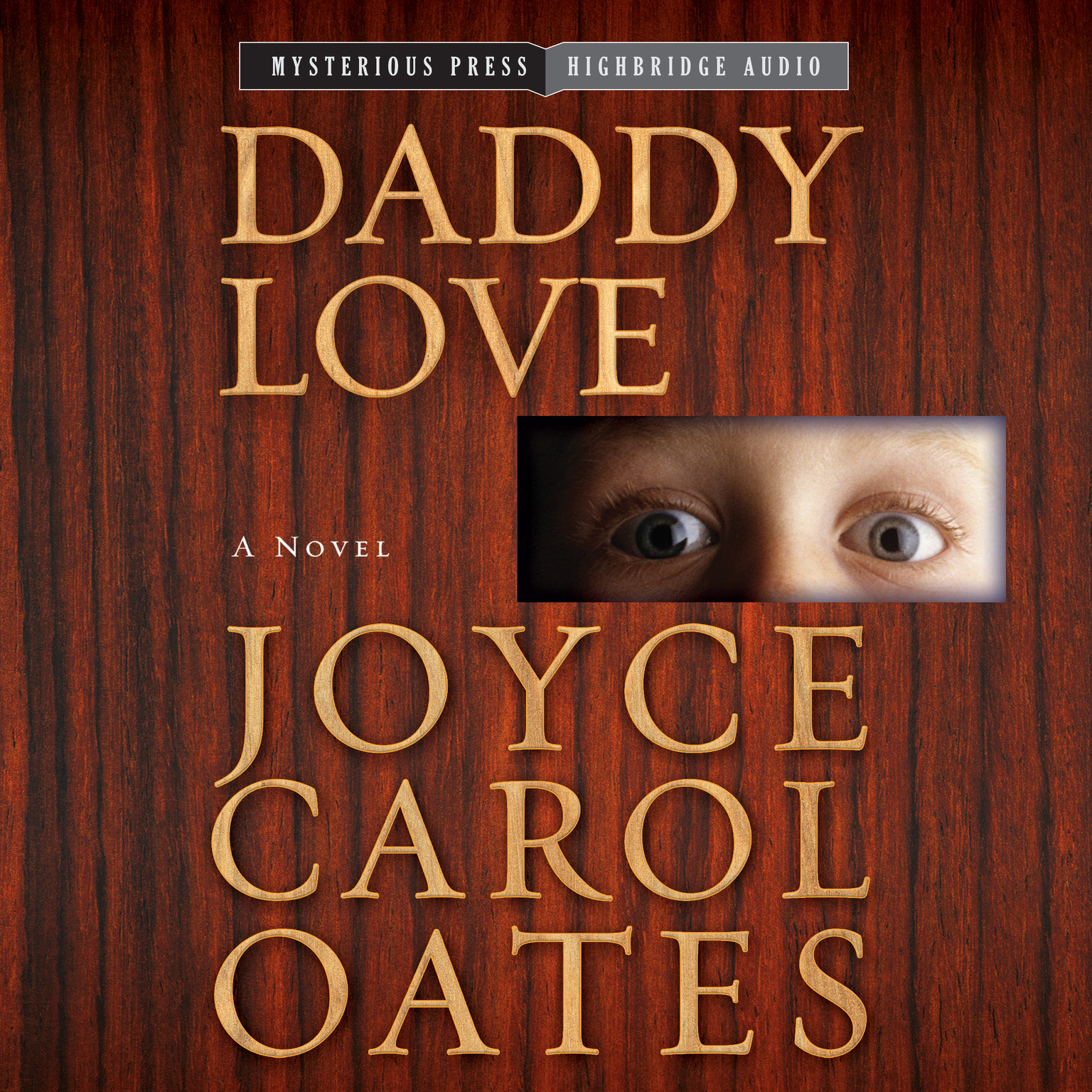 Printable Daddy Love Audiobook Cover Art