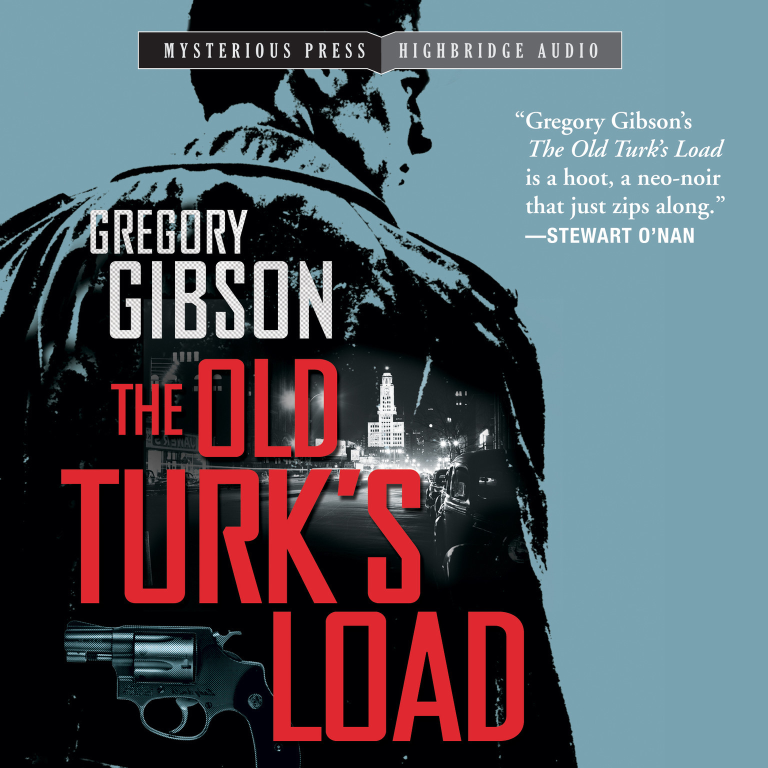 Printable The Old Turk's Load Audiobook Cover Art