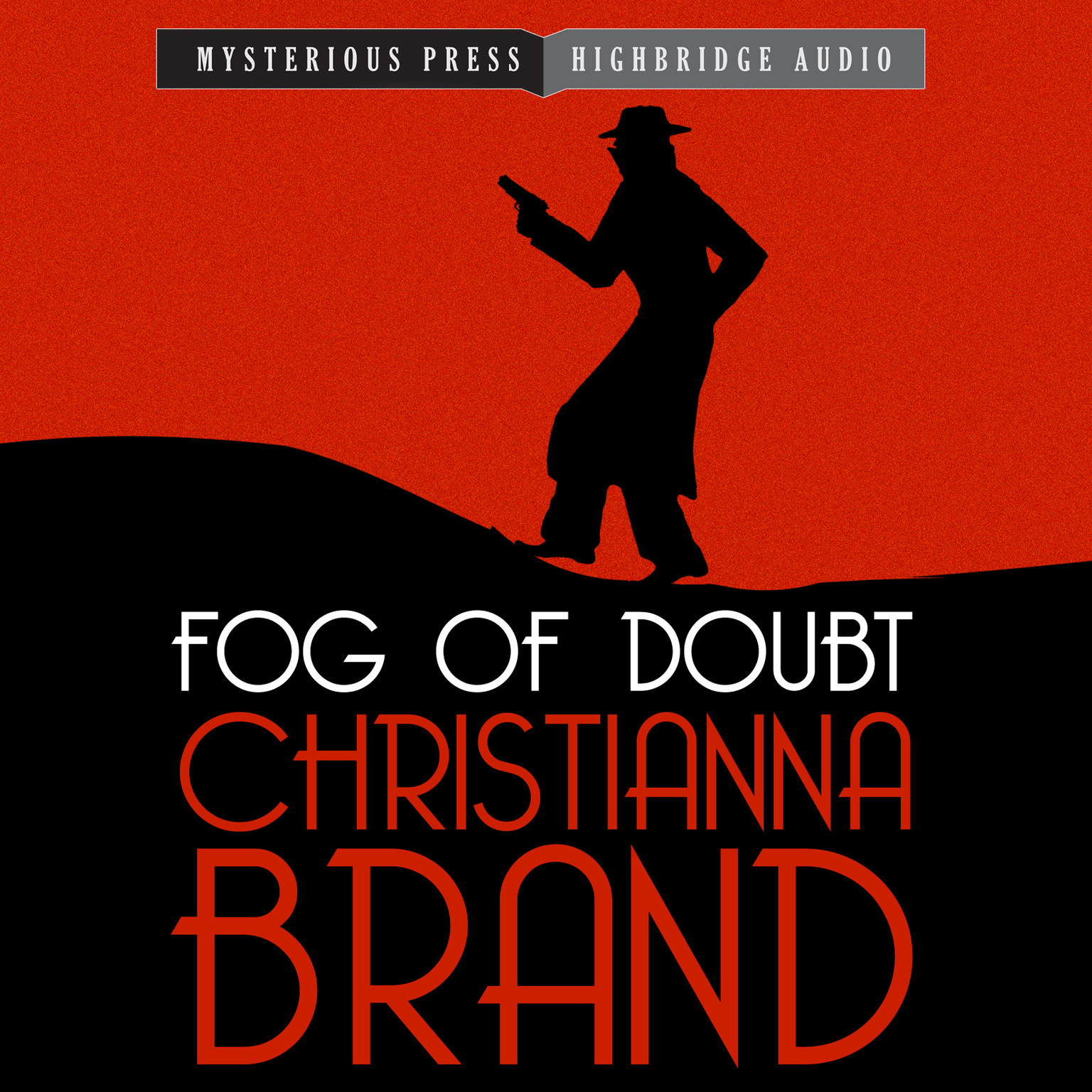 Printable Fog of Doubt Audiobook Cover Art