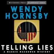 Telling Lies Audiobook, by Wendy  Hornsby