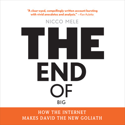 The End of Big: How the Internet Makes David the New Goliath Audiobook, by Nicco Mele