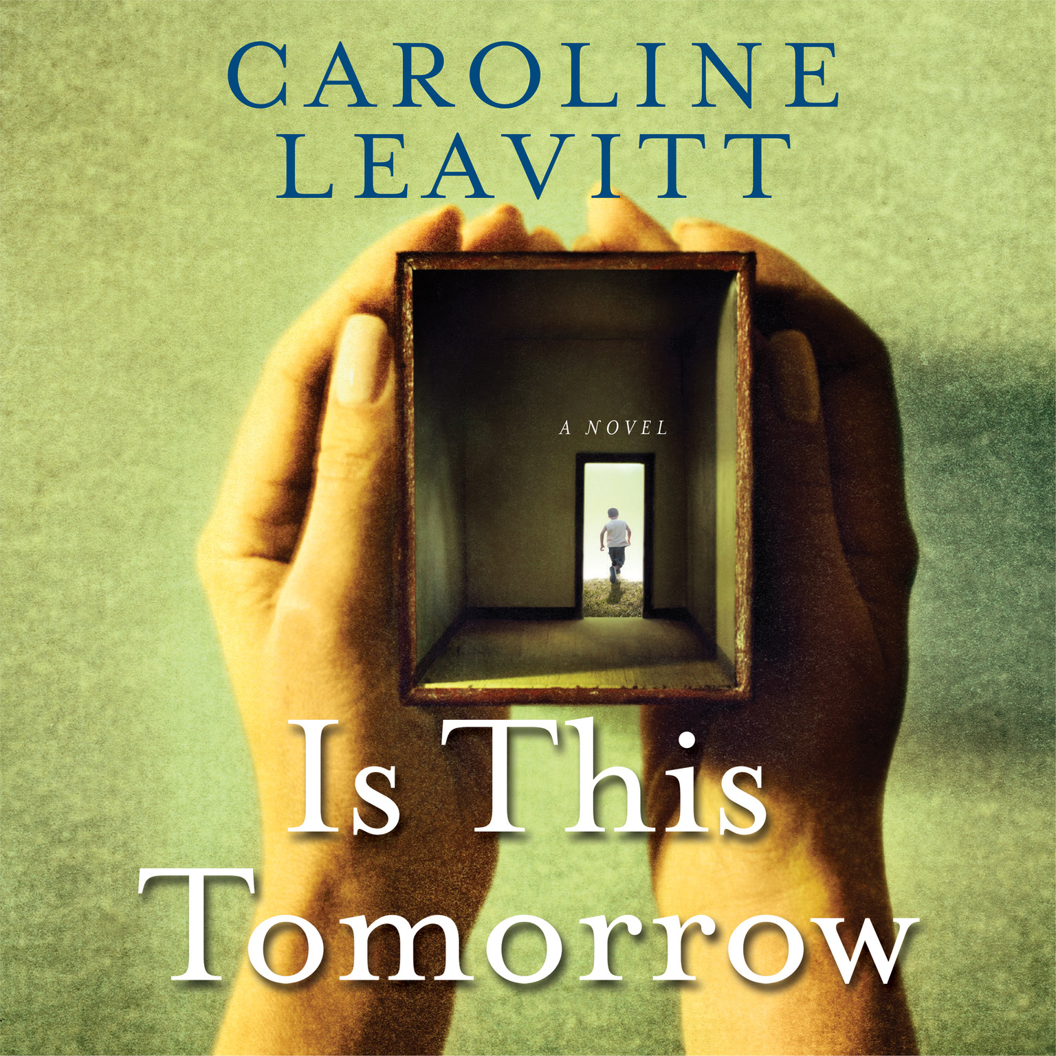 Printable Is This Tomorrow Audiobook Cover Art