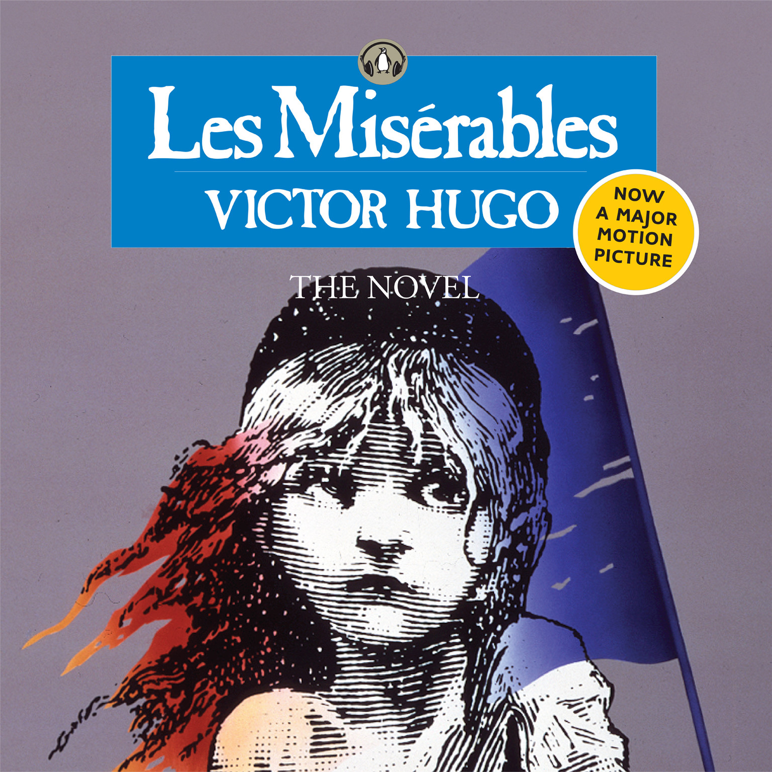 Printable Les Miserables: Complete and Unabridged Audiobook Cover Art