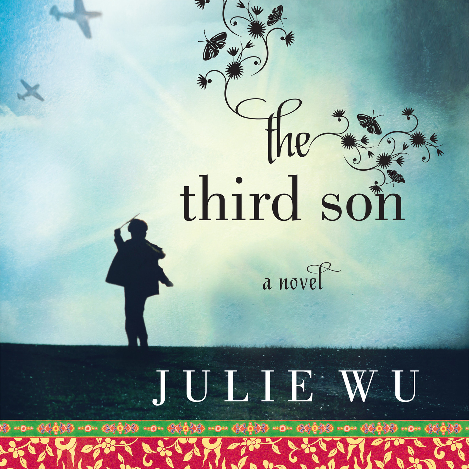 Printable The Third Son Audiobook Cover Art