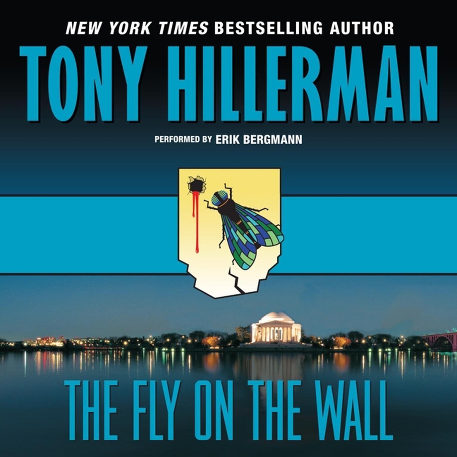 Printable The Fly on the Wall Audiobook Cover Art