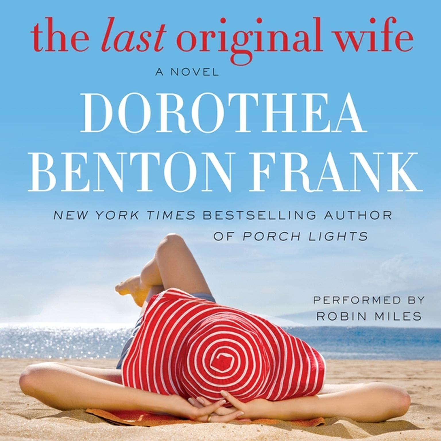 Printable The Last Original Wife: A Novel Audiobook Cover Art
