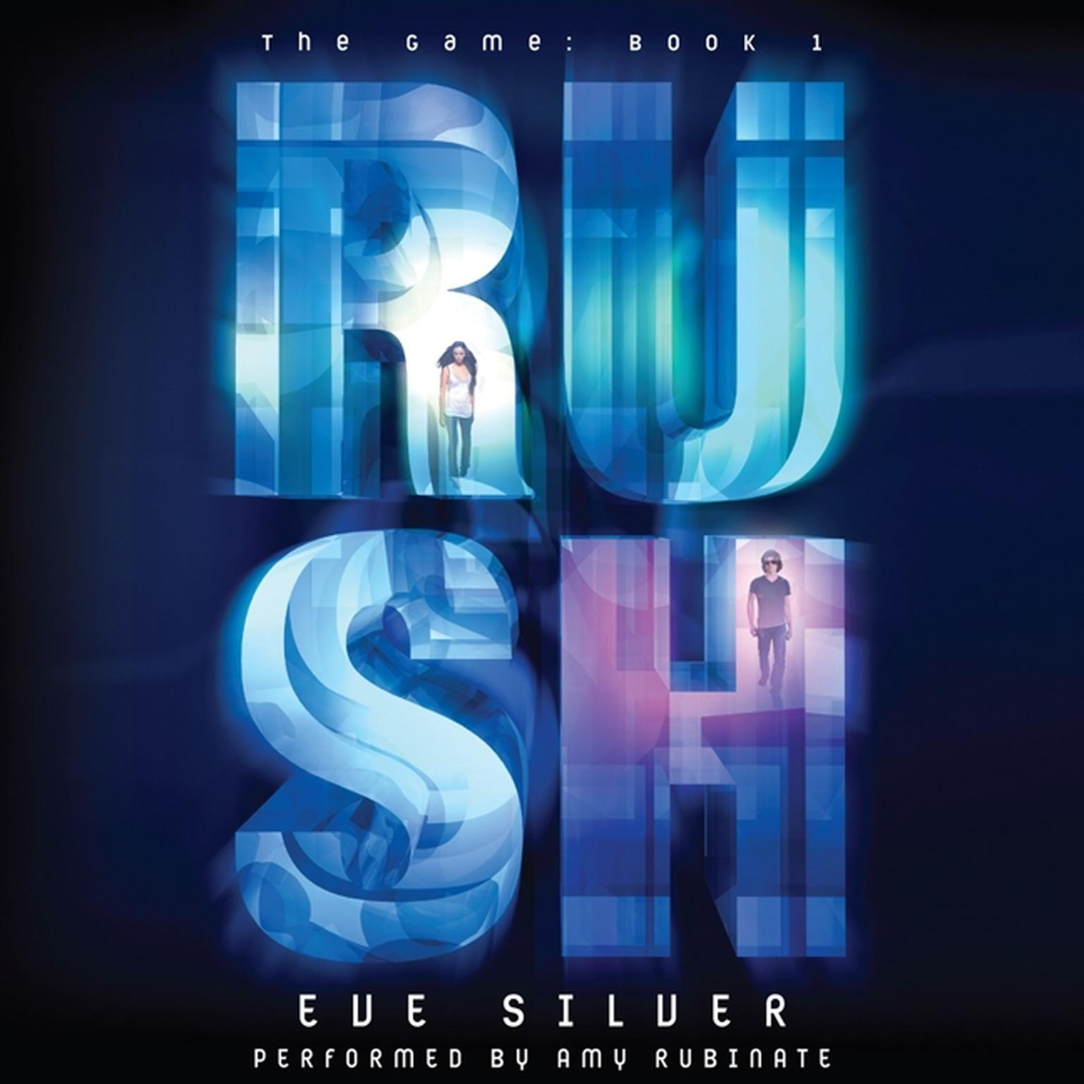 Printable Rush Audiobook Cover Art