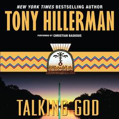 Talking God Audiobook, by Tony Hillerman