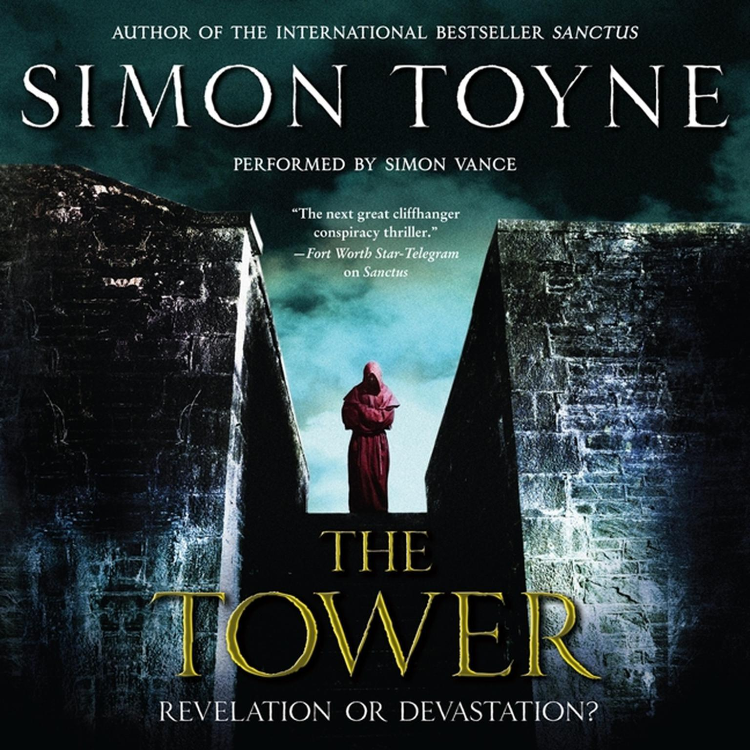 Printable The Tower: A Novel Audiobook Cover Art