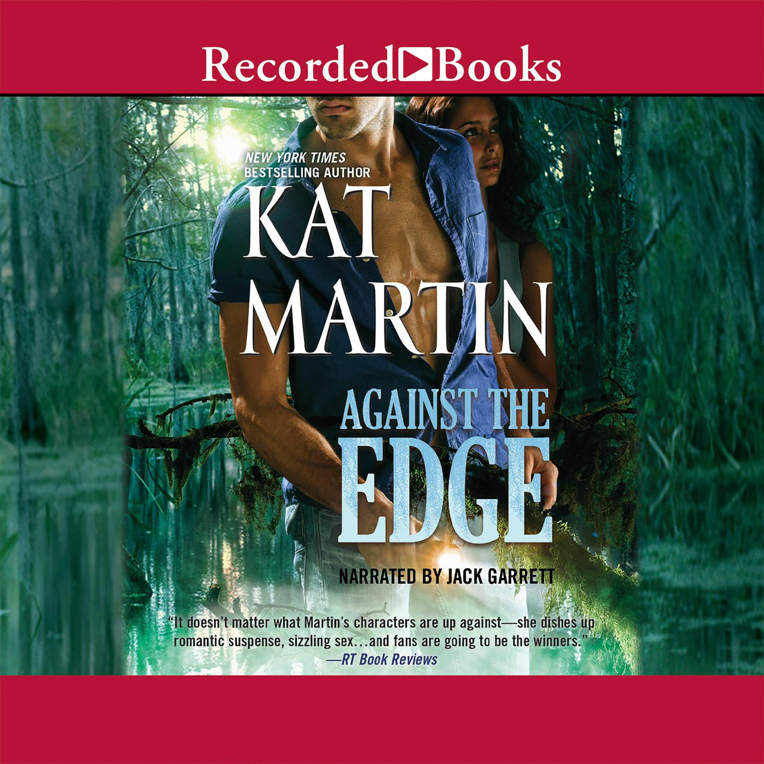 Printable Against the Edge Audiobook Cover Art