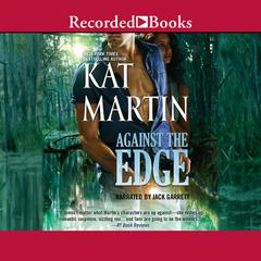 Against the Edge Audiobook, by Kat Martin