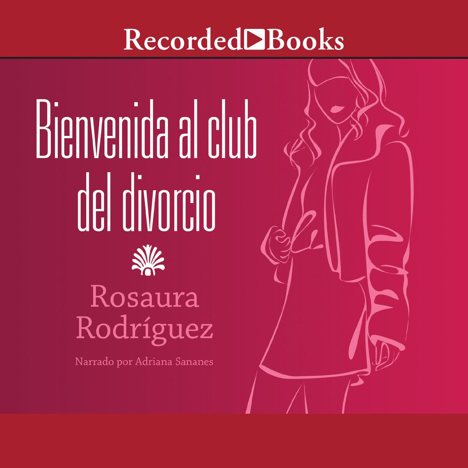 Printable Bienvenida al club del divorcio Audiobook Cover Art