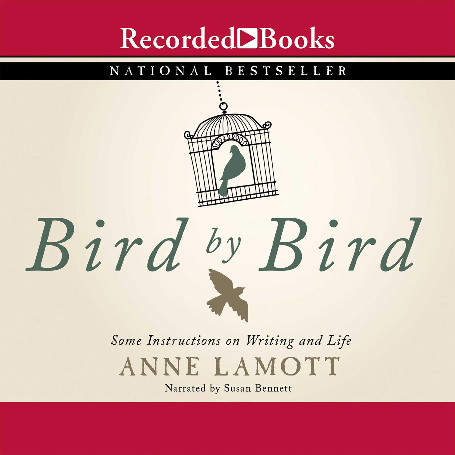 Printable Bird by Bird: Some Instructions on Writing and Life Audiobook Cover Art