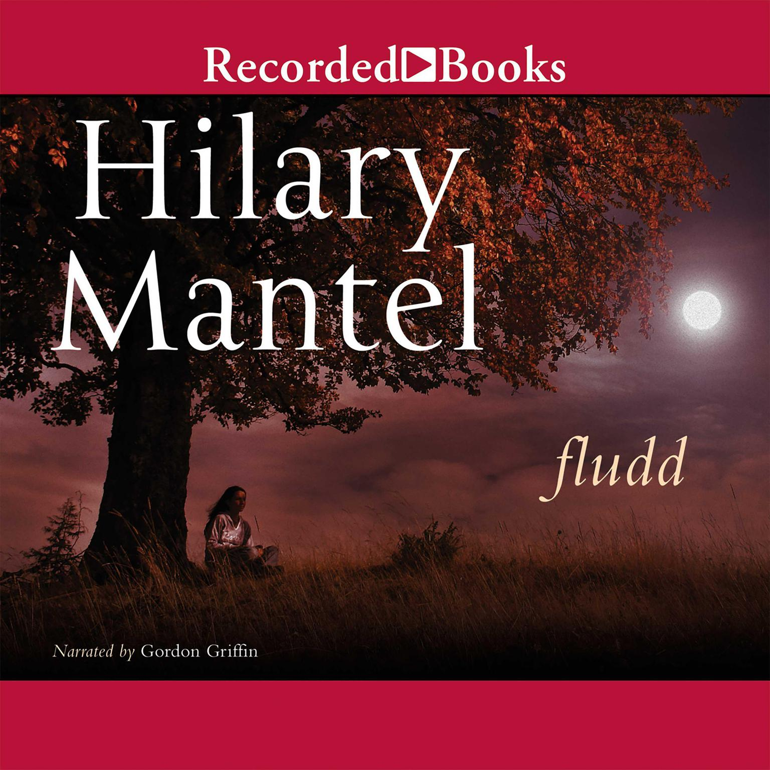 Printable Fludd Audiobook Cover Art