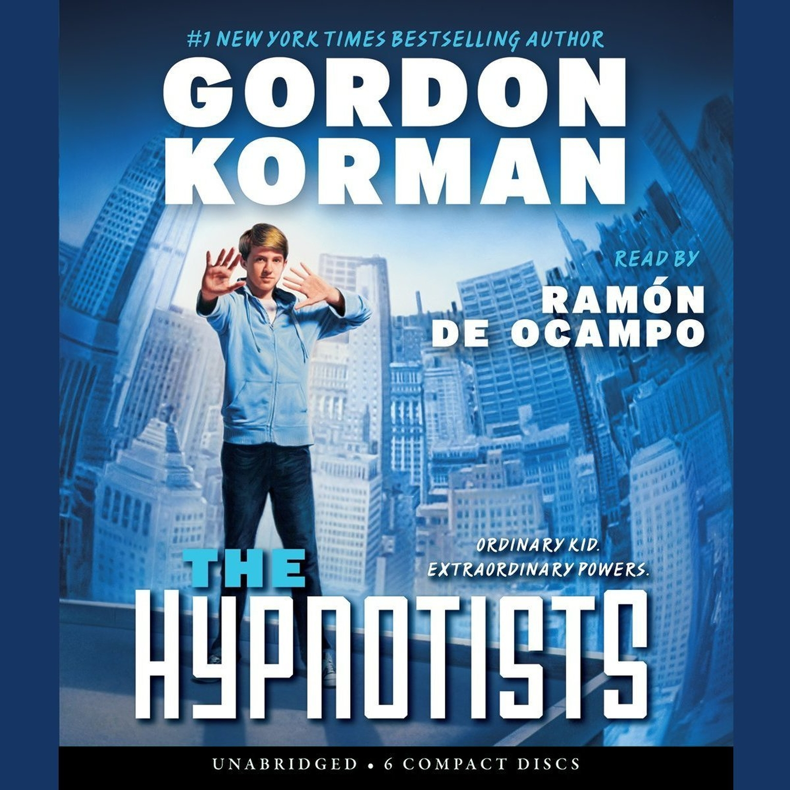 Printable The Hypnotists Audiobook Cover Art