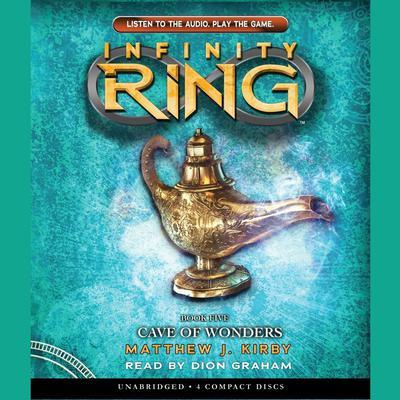 Cave of Wonders Audiobook, by Matthew J. Kirby