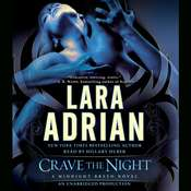 Crave the Night: A Midnight Breed Novel, by Lara Adrian