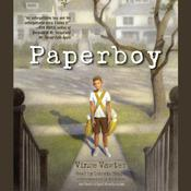 Paperboy Audiobook, by Vince Vawter