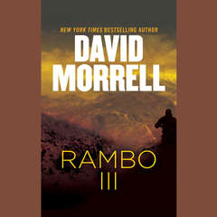 Rambo III Audiobook, by David Morrell