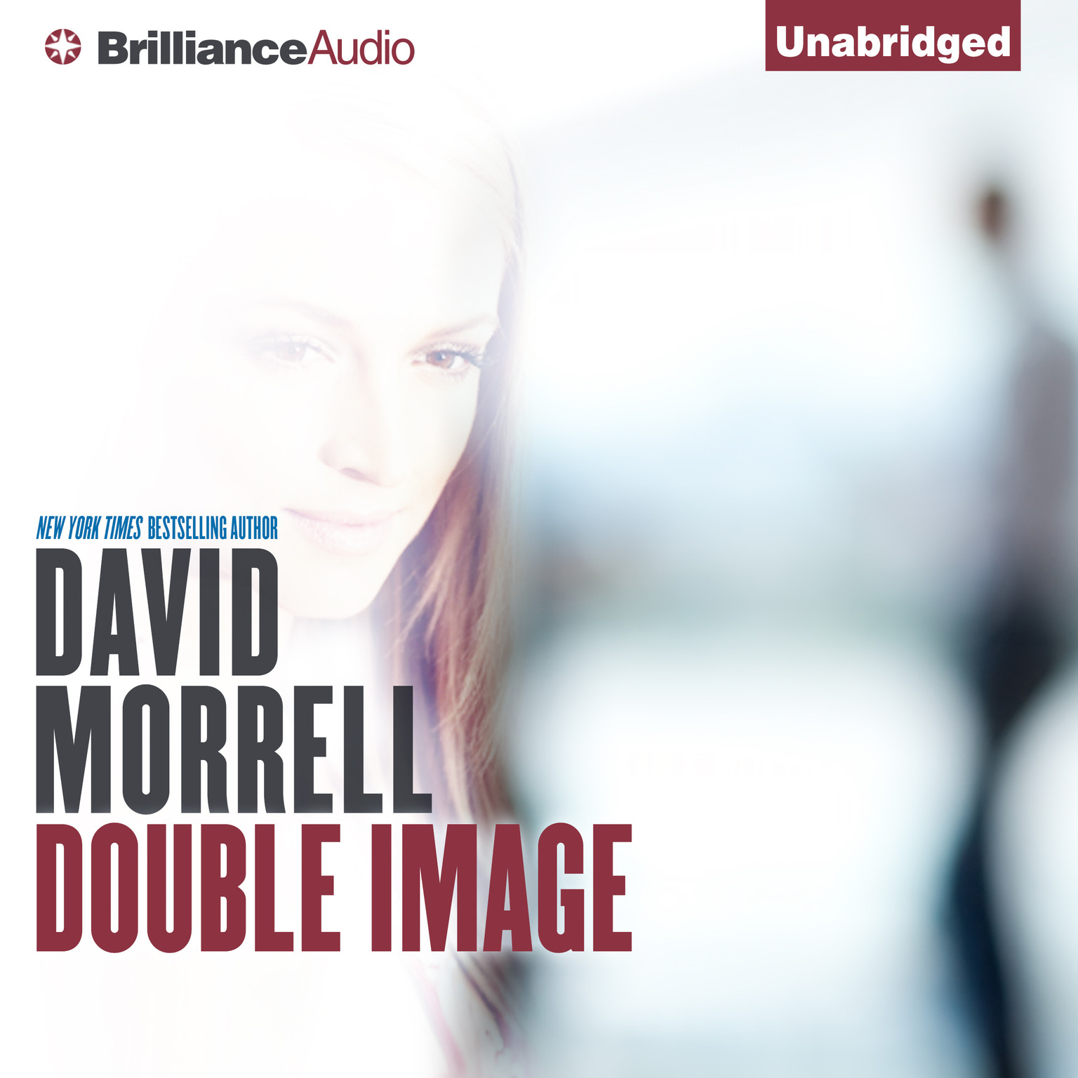 Printable Double Image Audiobook Cover Art