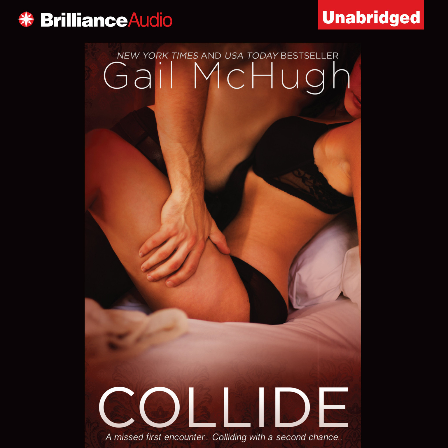 Printable Collide Audiobook Cover Art