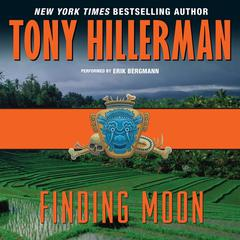 Finding Moon Audiobook, by Tony Hillerman