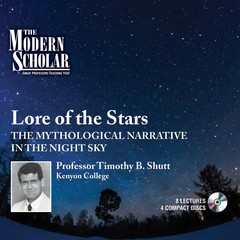 Lore of the Stars: The Mythological Narrative of the Night Sky Audiobook, by Timothy B. Shutt