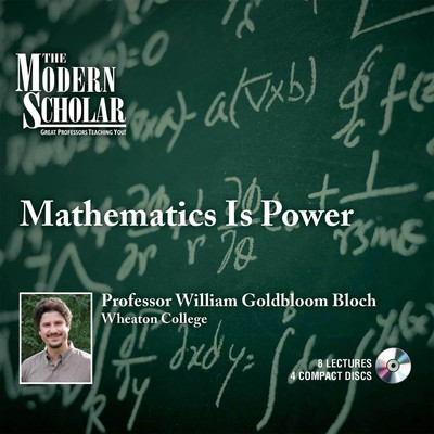 Mathematics is Power Audiobook, by William Bloch