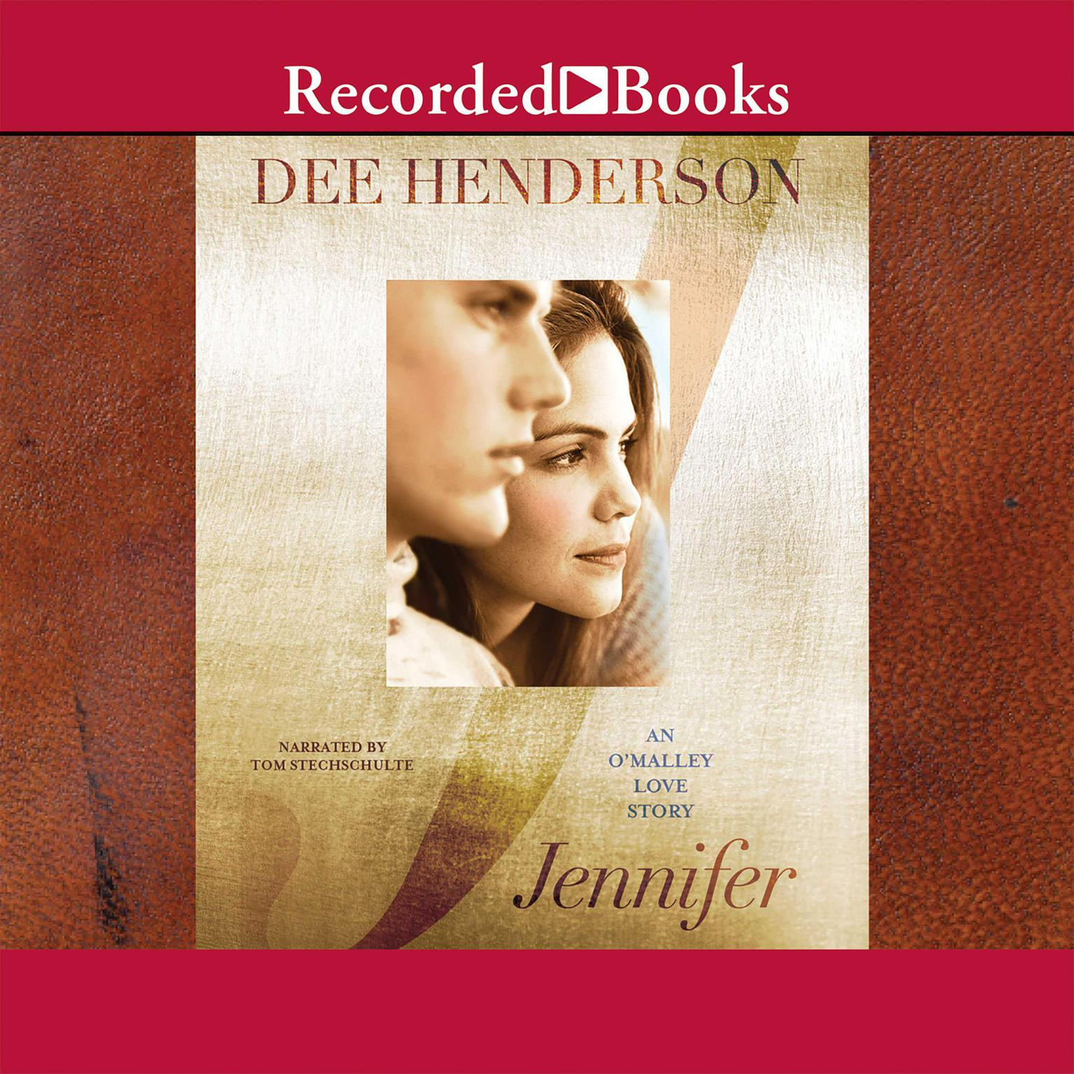 Printable Jennifer Audiobook Cover Art