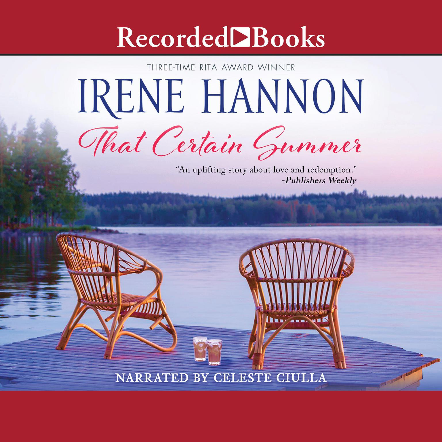 Printable That Certain Summer Audiobook Cover Art