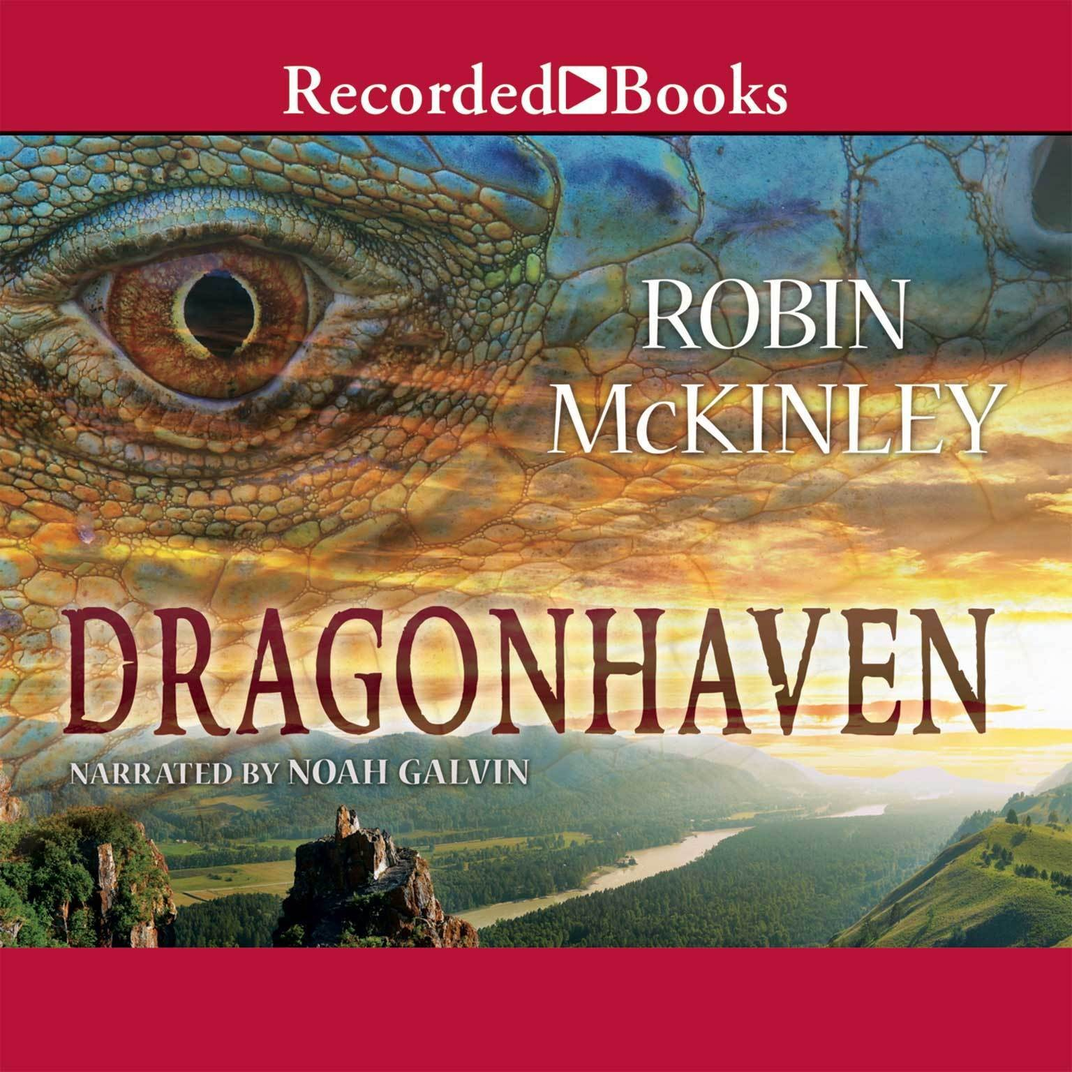 Printable Dragonhaven Audiobook Cover Art