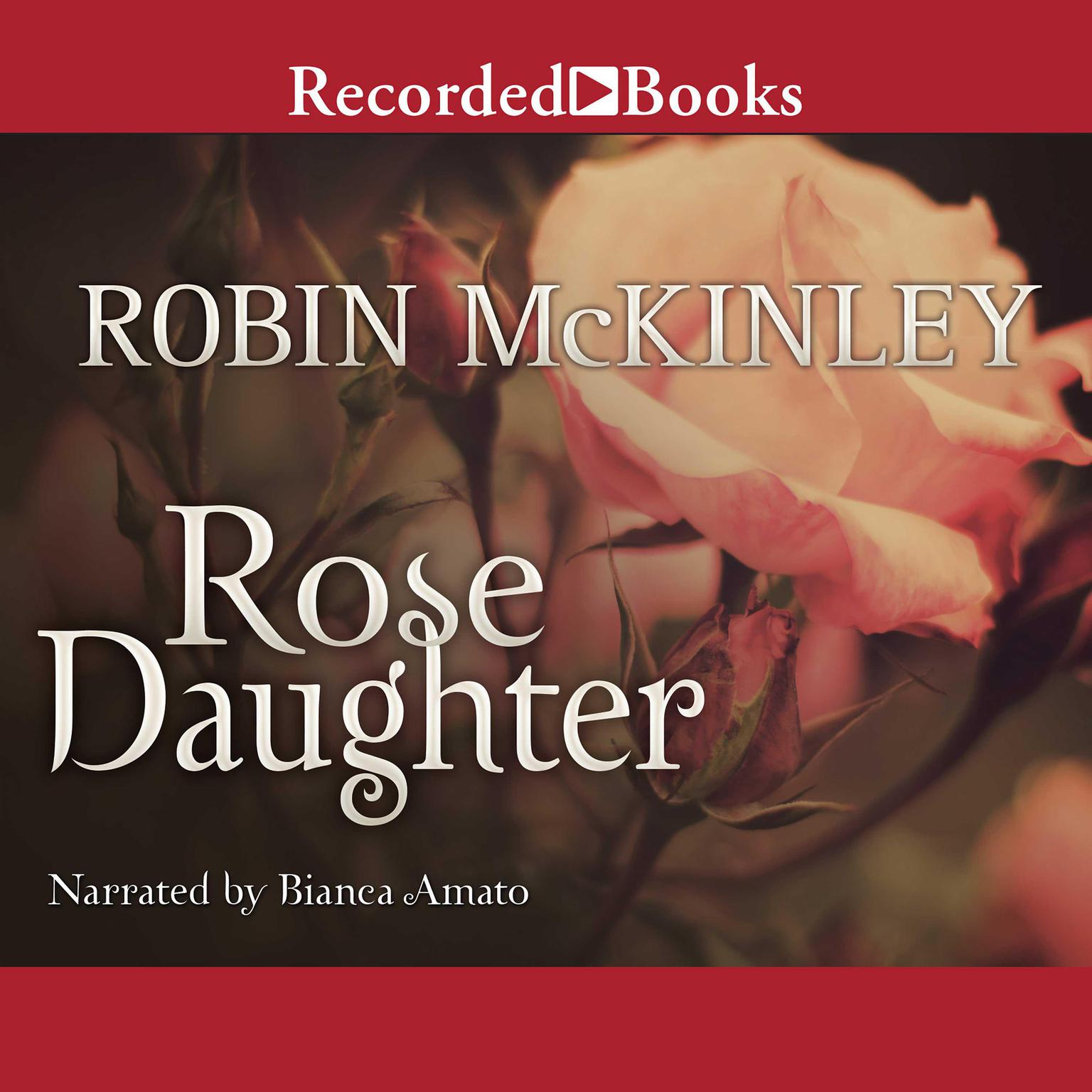 Printable Rose Daughter Audiobook Cover Art
