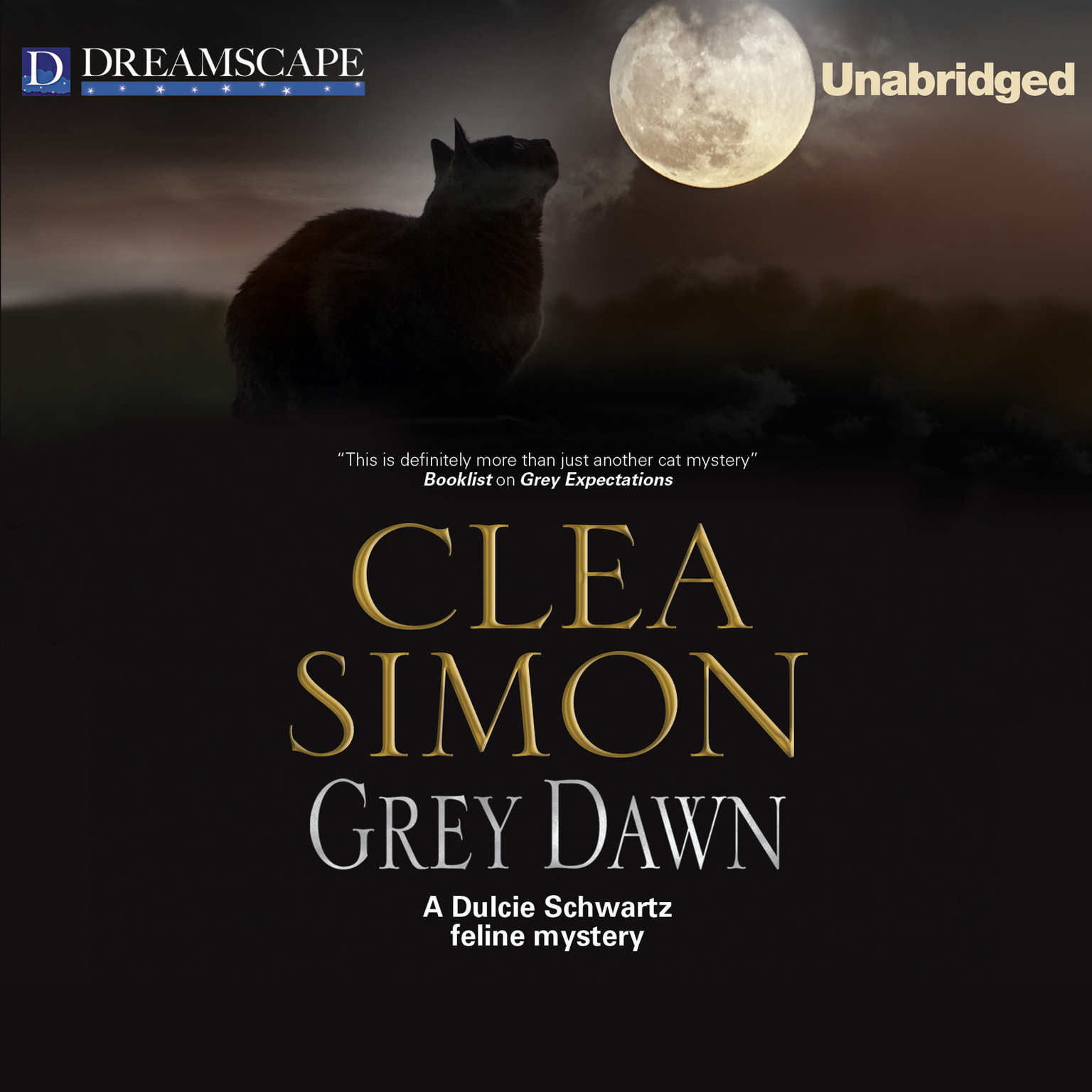 Printable Grey Dawn Audiobook Cover Art