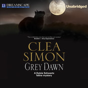Grey Dawn Audiobook, by Clea Simon