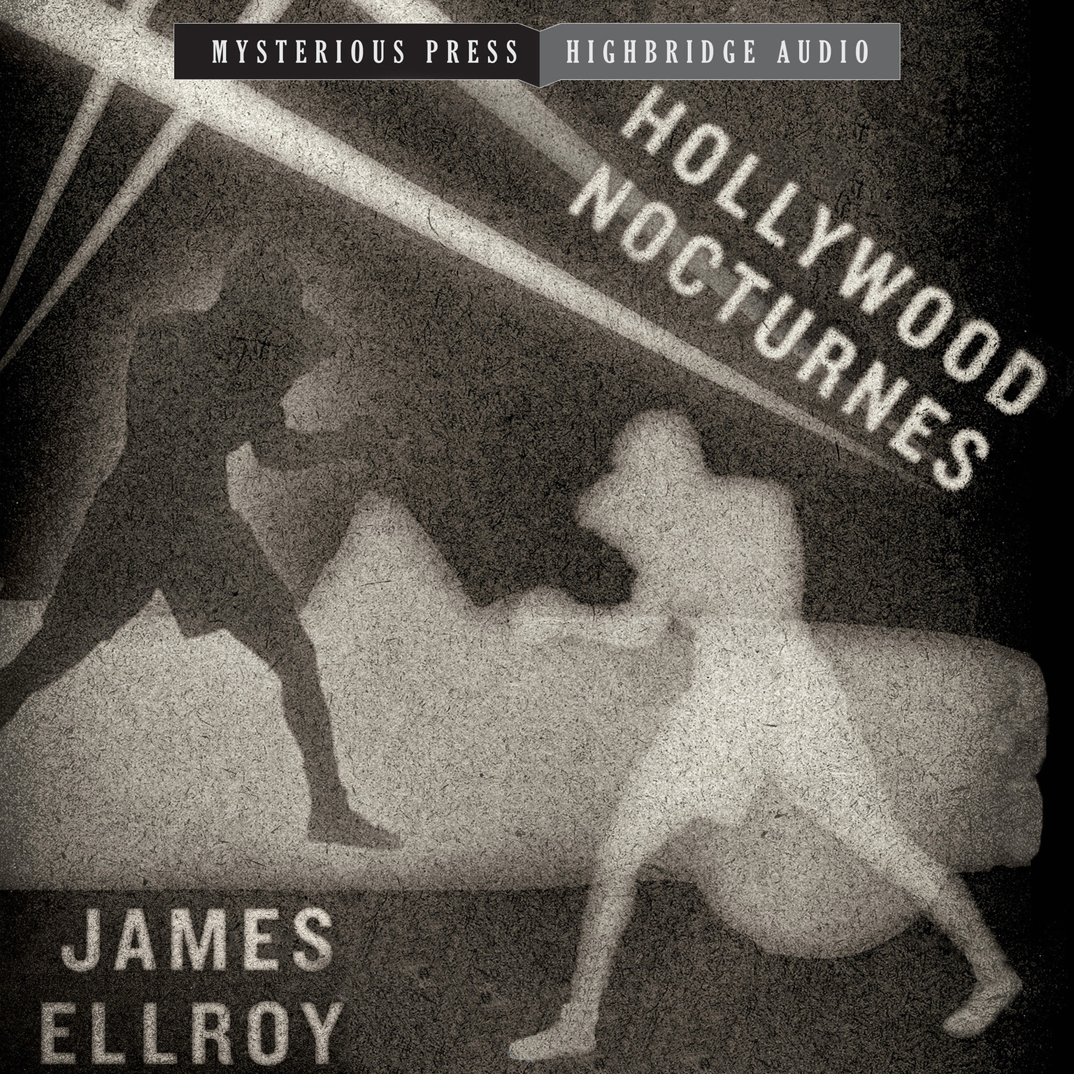 Printable Hollywood Nocturnes Audiobook Cover Art
