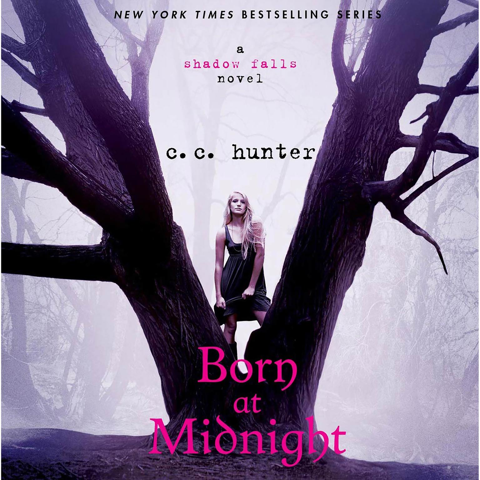 Printable Born at Midnight Audiobook Cover Art