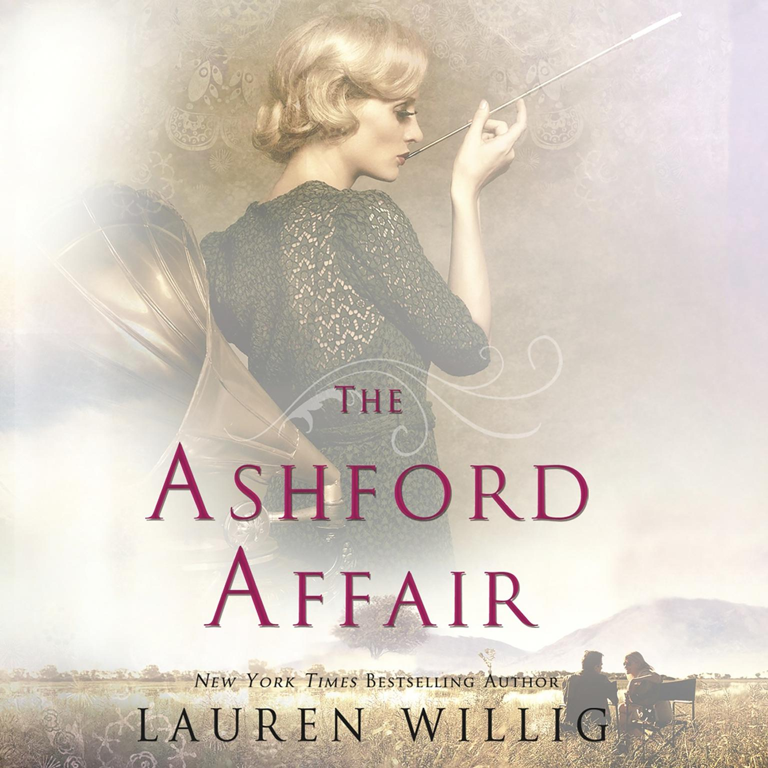 Printable The Ashford Affair Audiobook Cover Art