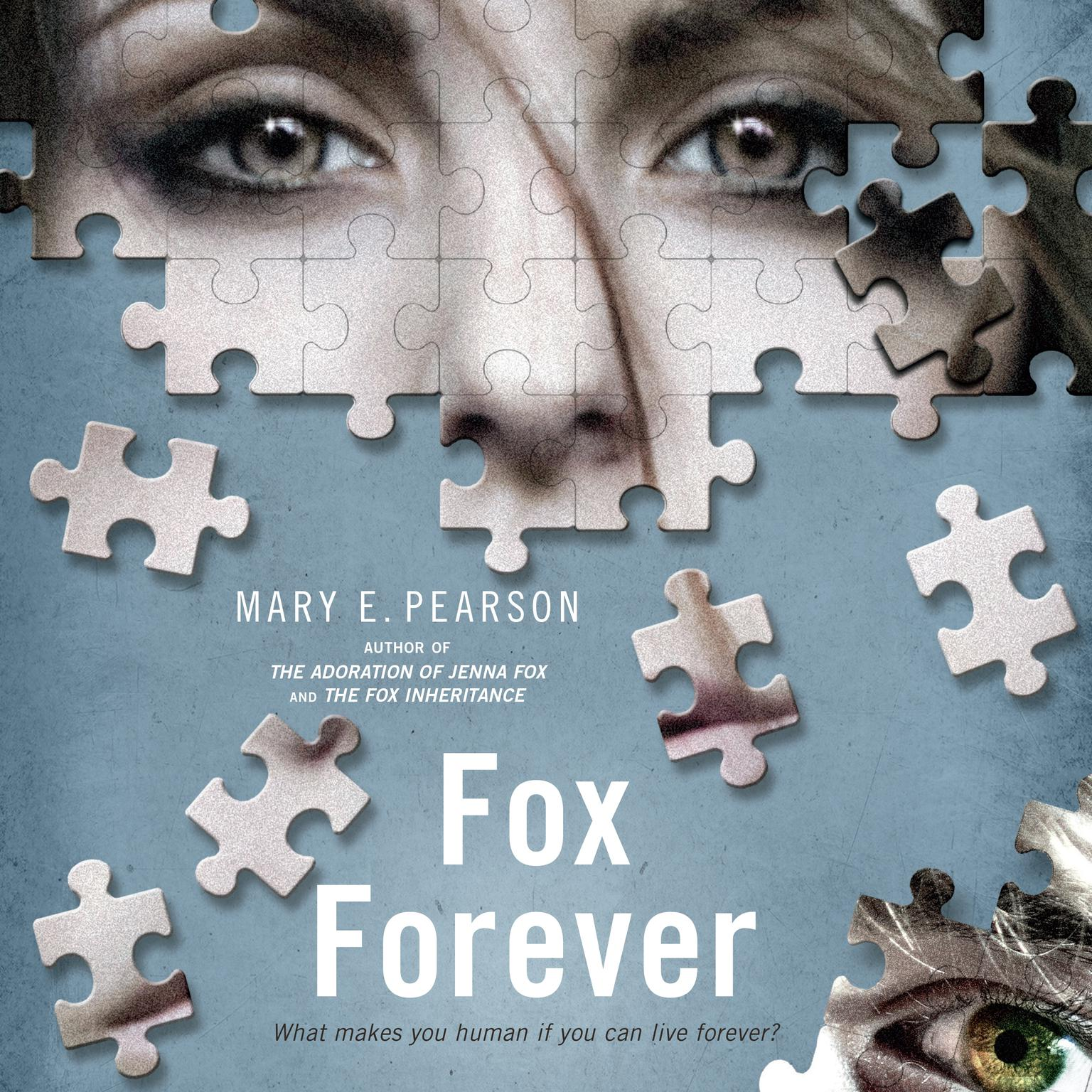 Printable Fox Forever: The Jenna Fox Chronicles Audiobook Cover Art