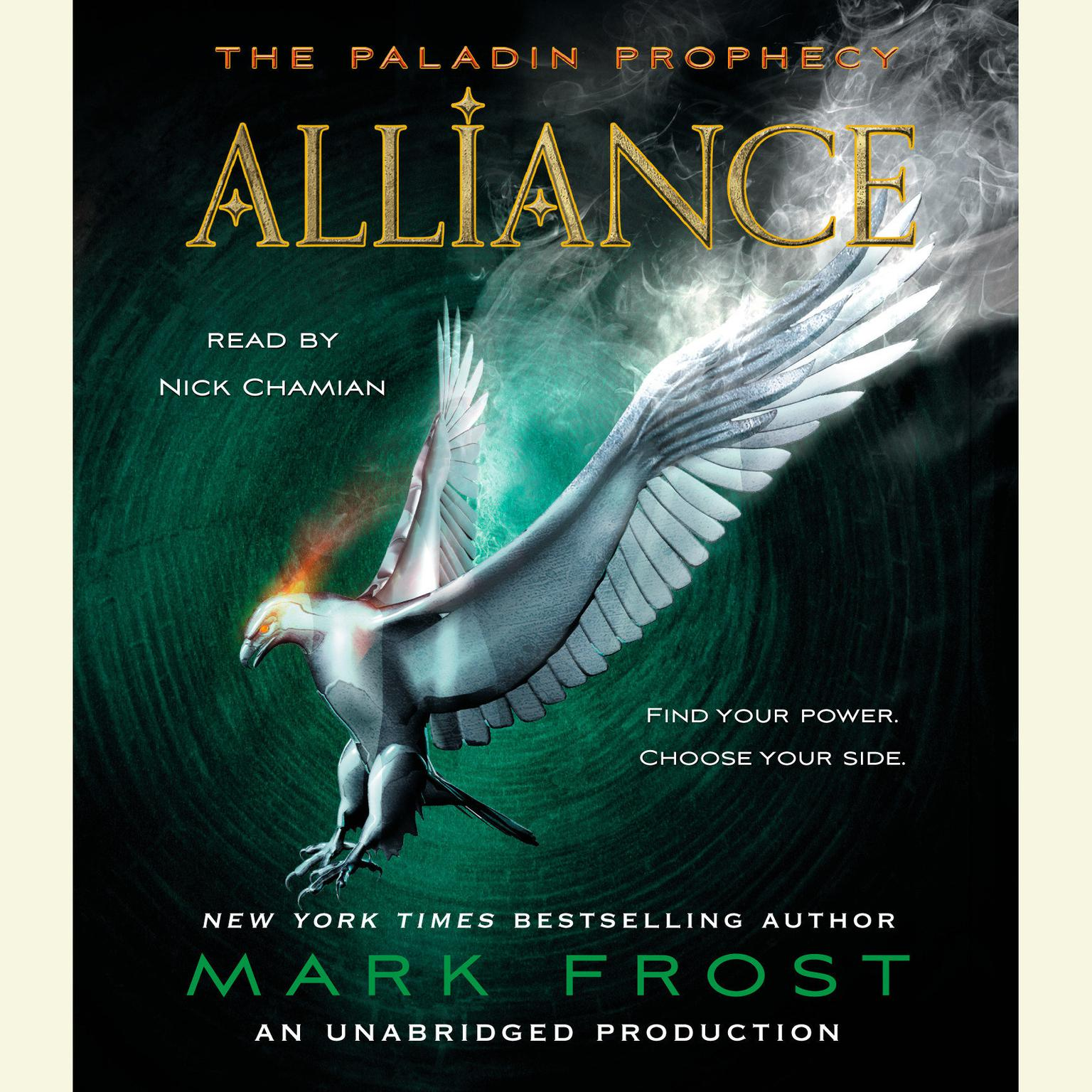 Printable Alliance: The Paladin Prophecy Book 2 Audiobook Cover Art