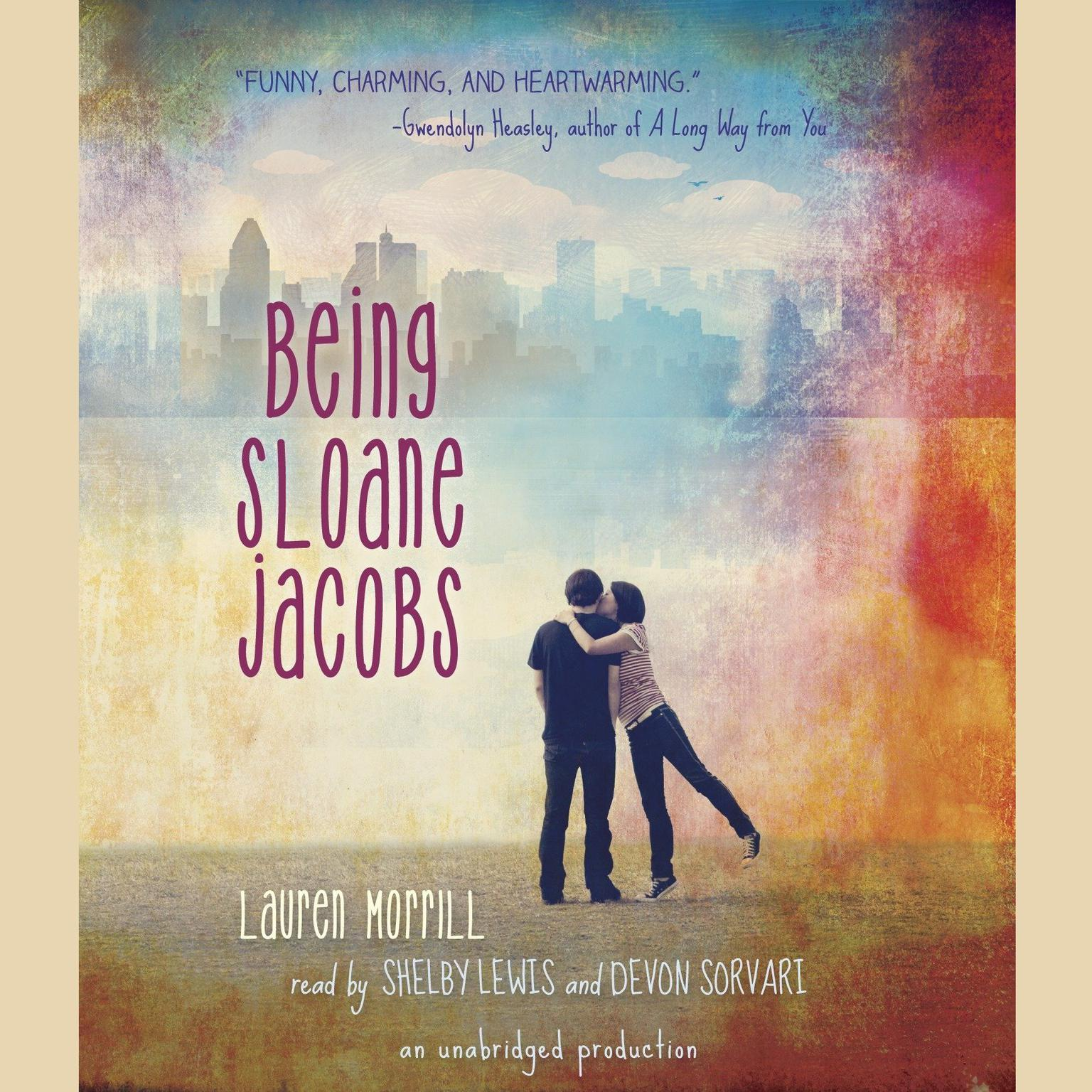 Printable Being Sloane Jacobs Audiobook Cover Art