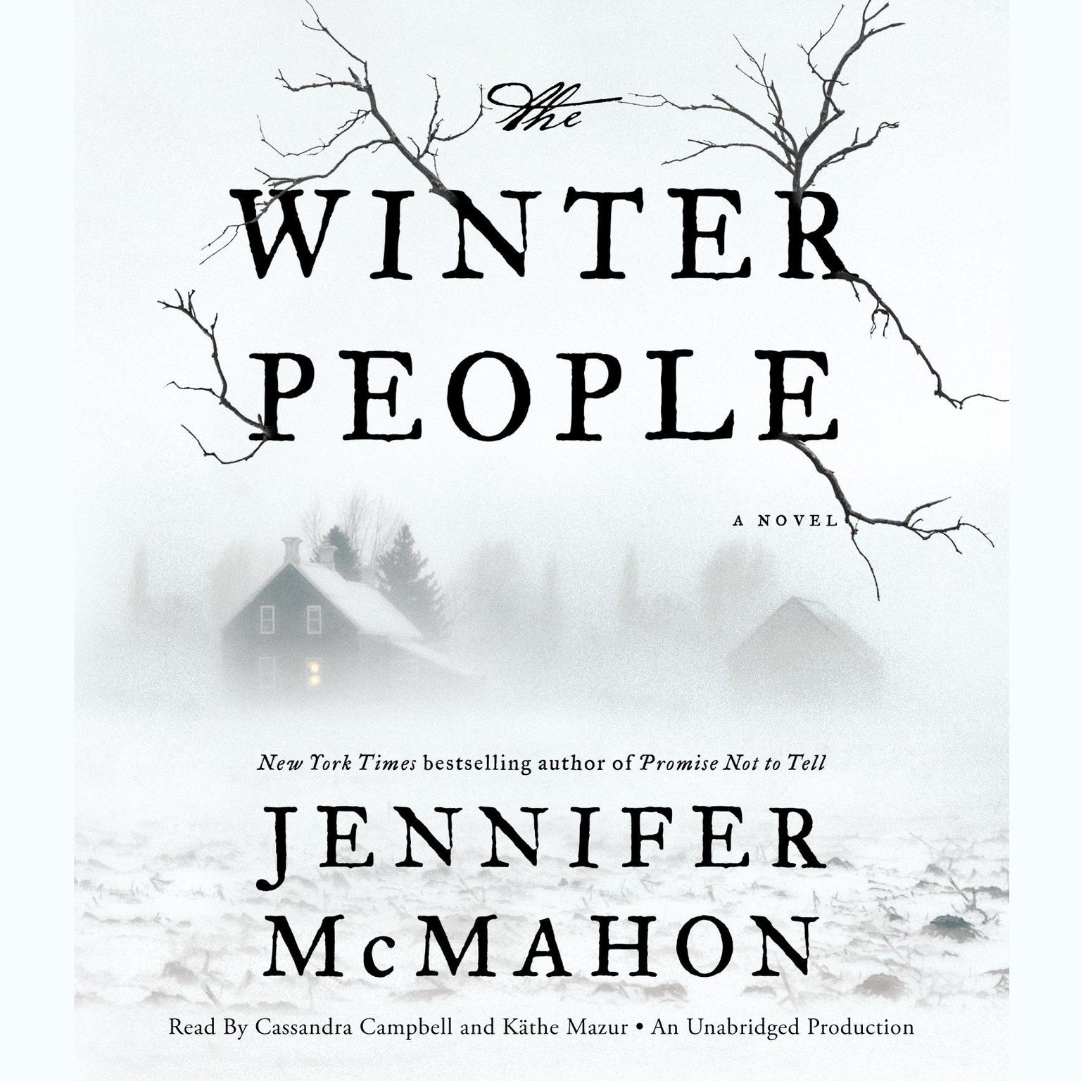 Printable The Winter People: A Novel Audiobook Cover Art