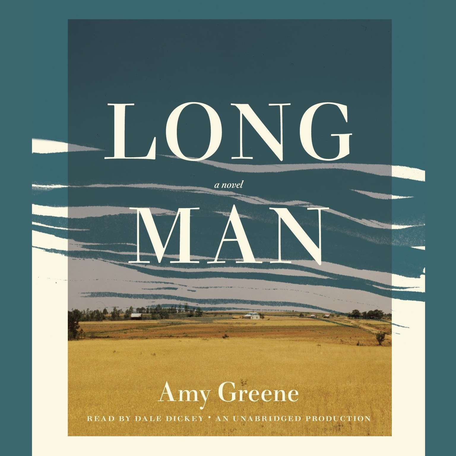 Printable Long Man: A novel Audiobook Cover Art